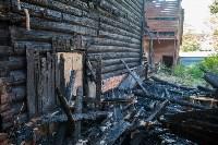 Сгоревший дом на ул. Пушкинской, Фото: 3