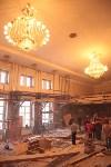 Реставрация Дома офицеров и филармонии. 10.01.2015, Фото: 8