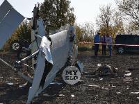 Падение самолета в Каменском районе , Фото: 11