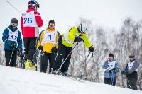 Третий этап первенства Тульской области по горнолыжному спорту., Фото: 53