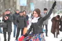 В Центральном парке Тулы прошли масленичные гуляния, Фото: 5