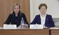 Алексей Дюмин отметил недопустимость повторения случая в белевском реабилитационном центре , Фото: 1