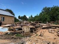 В Плеханово сносят незаконно построенные дома, Фото: 6