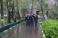 У домов тульских ветеранов прошли парады, Фото: 10