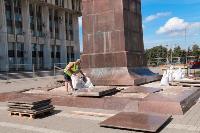 Ремонт памятника Ленину, Фото: 1