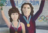 Дети рисуют Олимпиаду в Сочи-2014, Фото: 1