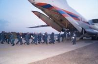 Тульские спасатели летят ликвидировать последствия урагана в Крыму, Фото: 2