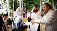 Крещение жителей Новомосковска, Фото: 54