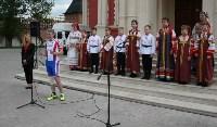 В Туле встретили участников велопробега Москва–Сочи «Помоги встать!», Фото: 4