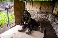 В Туле спецподразделения ОМОН и СОБР провели учения, Фото: 28
