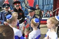 Репетиция Парада Победы в подмосковном Алабино, Фото: 21