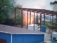 Утром 27 мая в Заречье вспыхнули три иномарки, Фото: 2