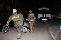 В Туле пожарные спасли двух человек, Фото: 8