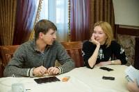 Алексей Ягудин и Татьяна Тотьмянина в Туле, Фото: 34