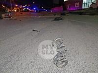 Крупное ДТП на ул. Металлургов в Туле: Nissan снес столб, пассажирку вышвырнуло из машины, Фото: 13