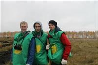 В музее-заповеднике «Куликово поле» высадили 6 тысяч деревьев, Фото: 19