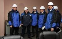 Врио губернатора Тульской области Алексей Дюмин посетил  ПАО «Тулачермет», Фото: 8
