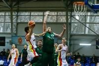 Тульские баскетболисты «Арсенала» обыграли черкесский «Эльбрус», Фото: 58
