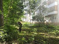 При пожаре на ул. Серебровской в Туле погибли три человека, Фото: 6