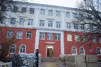 Дмитрий Миляев проверил, как идет ремонт вечерней школы на ул. Зорге, Фото: 24