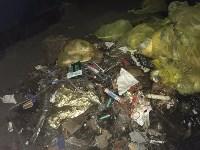 В Туле сжигают медицинские отходы класса Б, Фото: 2