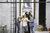 Репетиция в Тульском академическом театре драмы, Фото: 11