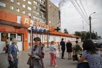Пожар на проспекте Ленина, Фото: 3