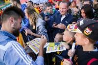 """Встреча """"Арсенала"""" с болельщиками 10.07.19, Фото: 23"""