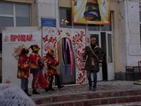 Масленичные гулянья в Плавске, Фото: 7