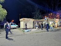 В центре Косой Горы на остановке убили мужчину, Фото: 2