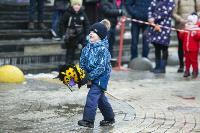 Широкая Масленица с Тульским цирком: проводы зимы прошли с аншлагом, Фото: 30