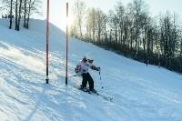 Первый этап чемпионата и первенства Тульской области по горнолыжному спорту, Фото: 41