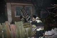 В Глушанках на пожаре погиб мужчина, Фото: 2