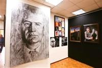 Выставка лица Жириновского, Фото: 5