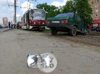 Серьезное ДТП на Зеленстрое: водитель «девятки» от удара вылетел из машины, Фото: 6