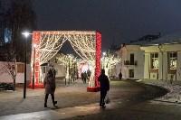 Дюмин осмотрел новогоднюю Тулу, Фото: 20