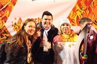 Третий этап эстафеты олимпийского огня: проспект Ленина, Фото: 82