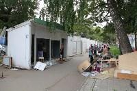 Ликвидация торговых рядов на улице Фрунзе, Фото: 6