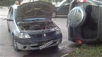 В Туле в результате аварии перевернулся автомобиль, Фото: 3