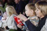 Губернаторская ёлка в цирке. 25 декабря, Фото: 5