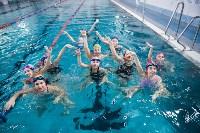 Синхронное плавание в Туле, Фото: 19