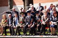 Открытие памятника чекистам в Кремлевском сквере. 7 мая 2015 года, Фото: 25