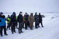 В Туле выбрали лучших рыбаков по ловле на блесну со льда, Фото: 68