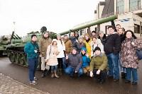 Виртуальные и настоящие танки от «Ростелекома» на тульской земле для журналистов и блогеров ЦФО, Фото: 48