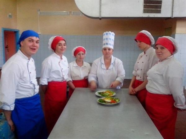 Практика поваров