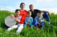 Дружная семья Захарян, Фото: 1