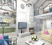 Где заказать дизайн-проект квартиры в Туле: обзор Myslo, Фото: 22