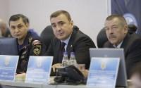 Алексей Дюмин посетил Главное управление МЧС России по Тульской области , Фото: 13