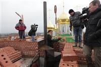 Осмотр кремля. 2 декабря 2013, Фото: 6