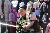 В Туле спасатели провели акцию «Дети без опасности», Фото: 16
